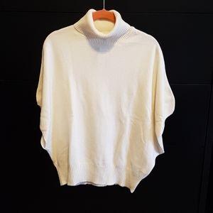 Benetton Cashmere Poncho/Sweater